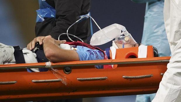 Σίτι - Άρσεναλ: Ο σοκαριστικός τραυματισμός του Έρικ Γκαρθία