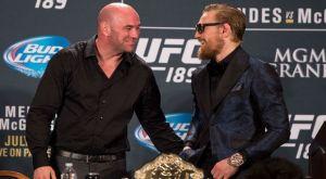 Ο Ντέινα Γουάιτ θα μεταφέρει το UFC σε ιδιωτικό νησί