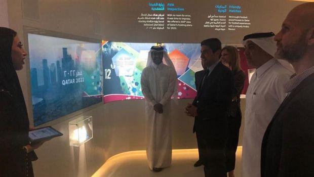 Συναντήθηκε με τον Κελαϊφί ο Αυγενάκης, ενημερώθηκε για το Μουντιάλ του Κατάρ