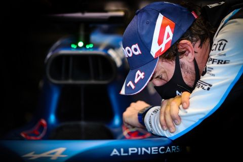 "Formula 1: Η ""νέα αρχή"" του Αλόνσο στο Πολ Ρικάρ"