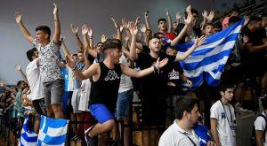 Εθνική U18: Ανακοινώθηκε sold out για τον ημιτελικό με την Ισπανία!