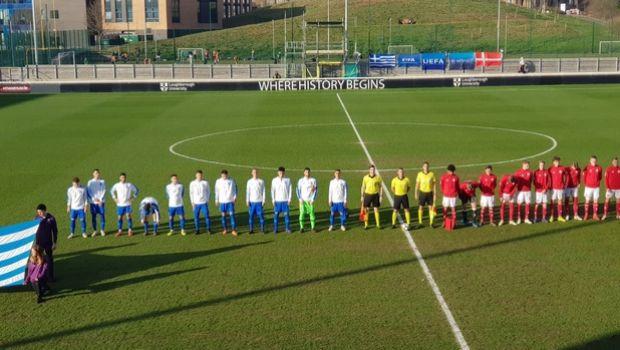 Ελλάδα - Δανία 2-2: Τα