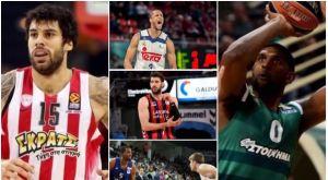 EuroLeague Rankings: Top-10 Power Forwards