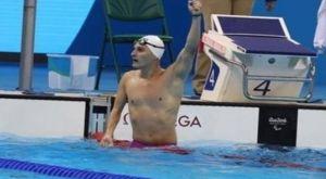 Παγκόσμιο ρεκόρ ο Μιχαλεντζάκης στα 200μ. ελεύθερο S8