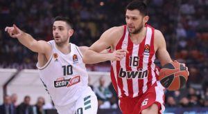EuroLeague 2020/21: Με Ζαλγκίρις ο Ολυμπιακός στην πρεμιέρα, με Χίμκι ο Παναθηναϊκός