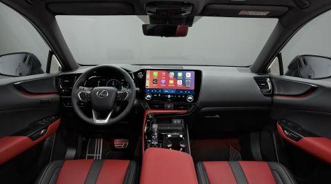 Το νέο Lexus NX σε υβριδική έκδοση