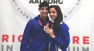Πρώτη θέση για Στέφανο Ξένο στο Ευρωπαϊκό πρωτάθλημα Καράτε
