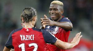 Λιλ: Ο αντικαταστάτης του Πεπέ άρχισε τη σεζόν με 6 γκολ σε 7 ματς