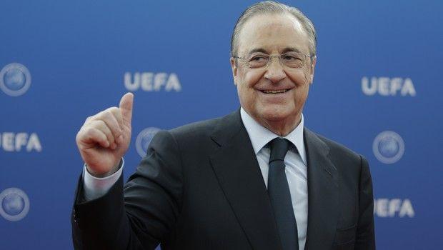 """Πέρεθ για European Super League: """"Το κάνουμε για να σώσουμε το ποδόσφαιρο, το 2024 θα είμαστε νεκροί"""""""