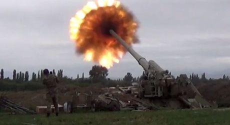 Τουρκική στρατιωτική εμπλοκή και στον Καύκασο