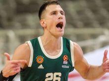 Παναθηναϊκός - Φενέρμπαχτσε 82-68: Πράσινη κυριαρχία με όργια του Νέντοβιτς
