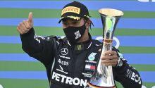 Formula 1: Ο Χάμιλτον ξεπέρασε τον Σουμάχερ στις νίκες