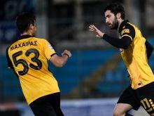 ΠΑΣ Γιάννινα - ΑΕΚ 0-1: Απόδραση με Ανσαριφάρντ