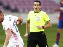 Μπαρτσελόνα - Ρεάλ: O VAR είπε στον διαιτητή ότι πριν το πέναλτι προηγήθηκε φάουλ του Ράμος