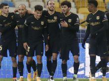 """Champions League: Στους """"16"""" με τεσσάρα η Μπαρτσελόνα και με λυτρωτή Μοράτα η Γιουβέντους"""