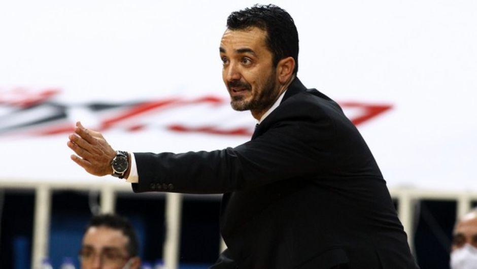 """Βόβορας: """"Αντιδράσαμε ως οικογένεια μετά την Ισπανία"""" - Μπάσκετ - SPORT 24"""