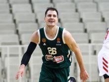 Παναθηναϊκός - Μπάγερν 83-76:Ο Νέντοβιτς έκανε τη διαφορά
