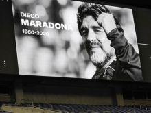Μαραντόνα: Το τελευταίο μήνυμα πριν τον θάνατό του ήταν για τον 7χρονο γιο του