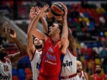 Η βαθμολογία της EuroLeague: Στο 50% ο Ολυμπιακός μετά από τη Μόσχα