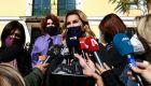 """Η Μπεκατώρου κατέθεσε για τρεις ώρες στον εισαγγελέα: """"Να μην φοβόμαστε"""""""