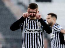 ΠΑΟΚ - ΑΕΛ 5-0: Με φοβερό Τζόλη έκλεισε θέση για τα προημιτελικά του κυπέλλου