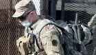 Απίστευτες εικόνες: Σε πάρκινγκ της Ουάσιγκτον «εξορίστηκε» η Εθνοφρουρά των ΗΠΑ