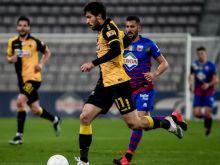 """Βόλος - ΑΕΚ 1-0: Έπαιξε με τη """"φωτιά"""" η Ένωση, αλλά προκρίθηκε στα ημιτελικά του Κυπέλλου"""