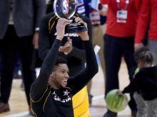 NBA All-Star Game 2021: Ο Αντετοκούνμπο MVP στον θρίαμβο της Team LeBron
