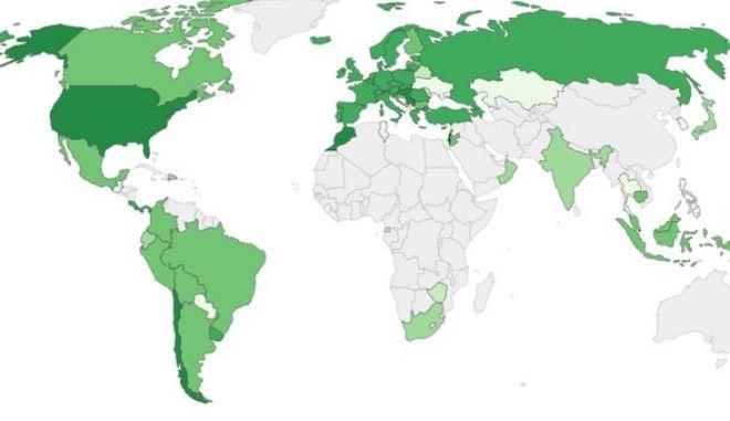 Τι ποσοστό πληθυσμού ανά χώρα είναι πλήρως εμβολιασμένο - Ποιες χώρες κέρδισαν το στοίχημα, που βρίσκεται η Ελλάδα