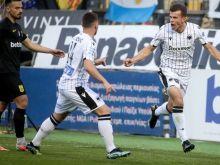Άρης - ΠΑΟΚ 0-1: Διπλό με Σβαμπ και δεύτερη θέση για τον Δικέφαλο