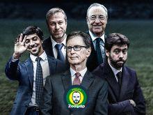 European Super League: Οι χαμένοι τα πήραν όλα
