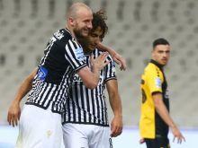 """ΑΕΚ - ΠΑΟΚ 1-2: Της πήρε τον αέρα και """"κλείδωσε"""" την Ευρώπη"""