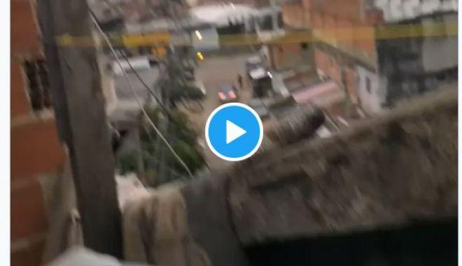Ρίο ντε Τζανέιρο: Βροχή πυροβολισμών με αιματηρό ρεκόρ νεκρών κατά τη διάρκεια αστυνομικής επιχείρησης σε φαβέλα