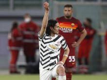 """Ρόμα - Μάντσεστερ Γιουνάιτεντ 3-2: Με Καβάνι στον τελικό οι """"κόκκινοι διάβολοι"""", έδειξαν χαρακτήρα οι Ρωμαίοι"""