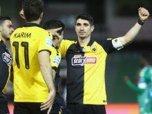 Παναθηναϊκός - ΑΕΚ 0-1: Αρχηγικό διπλό Ευρώπης, έχασε το τρένο το τριφύλλι