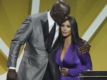 Hall of Fame: Βανέσα Μπράιαντ και Μάικλ Τζόρνταν έβαλαν τον Κόμπι στο Πάνθεον και ράγισαν καρδιές