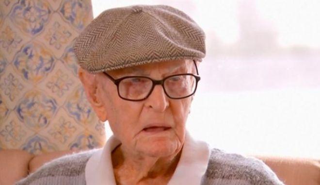 Το απίστευτο μυστικό μακροζωίας του γηραιότερου Αυστραλού