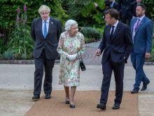 Βασίλισσα Ελισάβετ σε ηγέτες G7: «Πρέπει να δείχνετε ότι το απολαμβάνετε;»