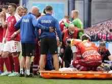 """Γιατρός εθνικής Δανίας: """"Όταν μπήκαμε στο γήπεδο, ο Έρικσεν είχε σφυγμό και ανέπνεε, μετά όλα άλλαξαν"""""""