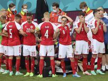 Η τραγική ομορφιά του τείχους των Δανών στον Έρικσεν τελείωσε χθες το Euro 2020