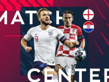 Euro 2020 Live: Αγγλία - Κροατία