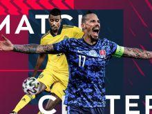 Euro 2020 Live: Σουηδία - Σλοβακία