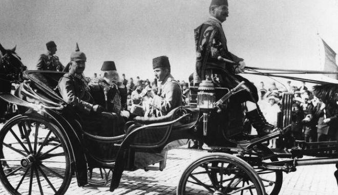 Οι ιστορικοί δεσμοί της Γερμανίας με την Τουρκία - Πώς ξεκίνησαν και γιατί