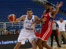 Ελλάδα - Πουέρτο Ρίκο 77-69: Μήτογλου και Αντετοκούνμπο έκαναν το 2/2 στο τουρνουά Ακρόπολις