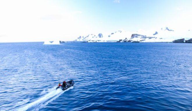 National Geographic: Ξεχάστε ό,τι ξέρατε. Οι ωκεανοί δεν είναι τέσσερις. Υπάρχει και πέμπτος!
