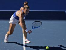 """Ολυμπιακοί Αγώνες - Τένις: """"Έσβησε"""" το όνειρο για τη Σάκκαρη, ήττα από τη Σβιτολίνα"""