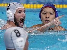 Ολυμπιακοί Αγώνες, Ελλάδα - Ιαπωνία 10-9: Λύτρωση στα 32'' από τα χέρια του Αργυρόπουλου