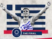 LIVE: Η μάχη του Λευτέρη Πετρούνια στον τελικό των κρίκων