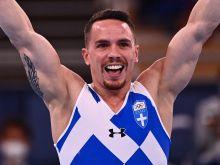 Λευτέρης Πετρούνιας: Χάλκινος Ολυμπιονίκης στους κρίκους με εξαιρετική εμφάνιση στον τελικό του αγωνίσματος