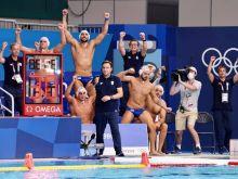 Ελλάδα - Μαυροβούνιο 10-4: Οι γίγαντες της Εθνικής θριάμβευσαν στον προημιτελικό και πάνε φουλ για μετάλλιο